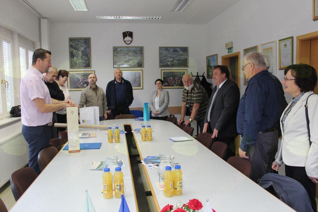 Čehi na obisku v Vojniku