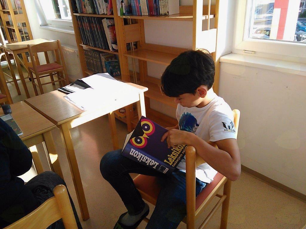 Pomen vključevanja otrok v proces branja na OŠ Vojnik