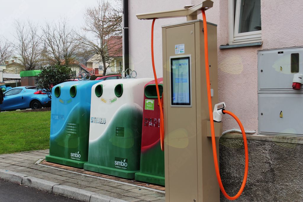 Električna mobilnost je gotova prihodnost.