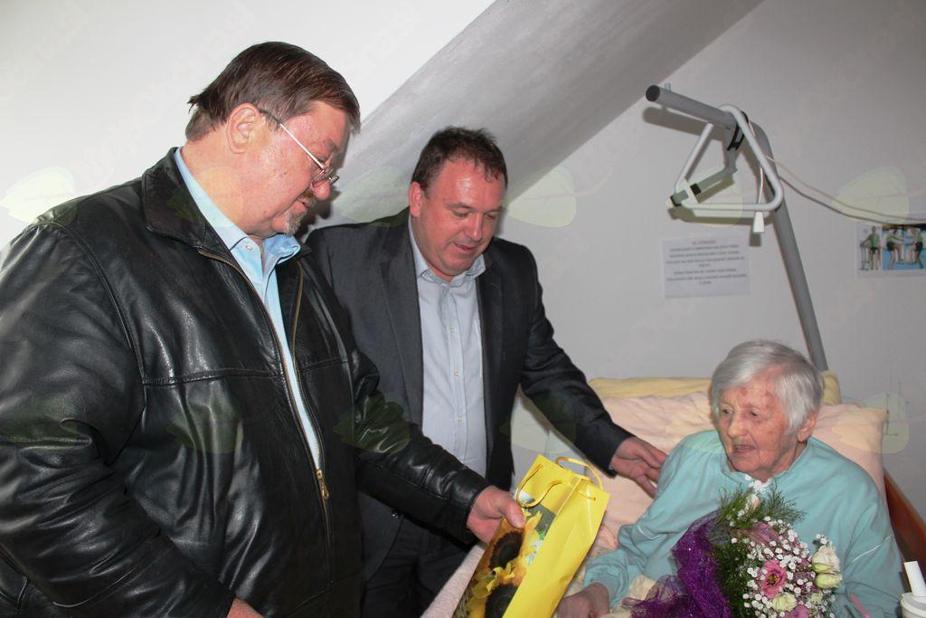 Na obisku pri Mariji Ternovšek