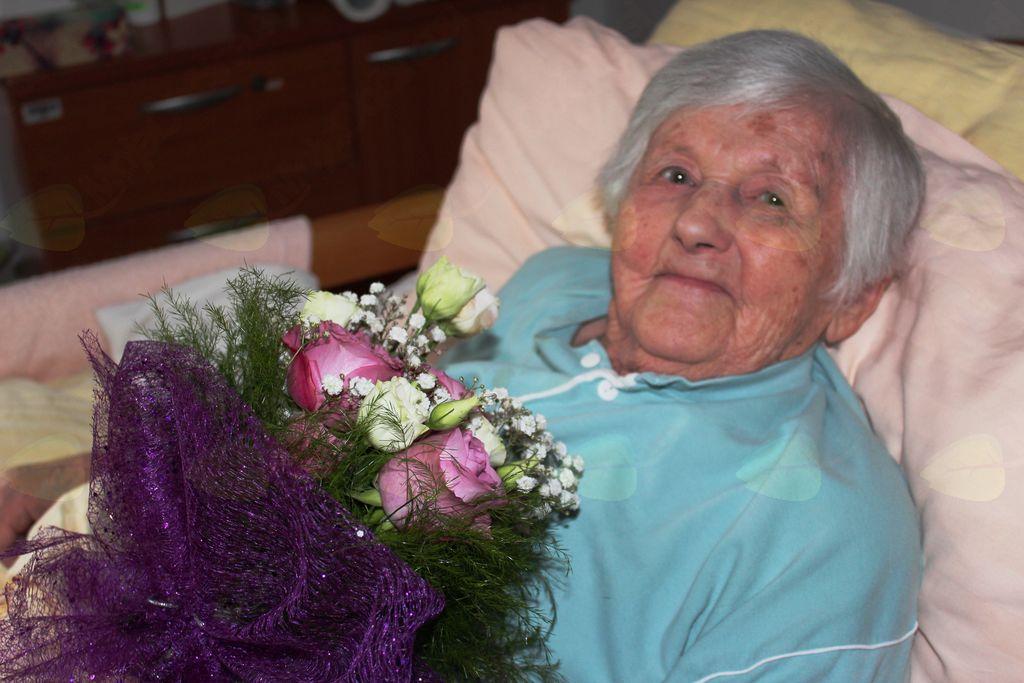 Marija Ternovšek je praznovala 90 let