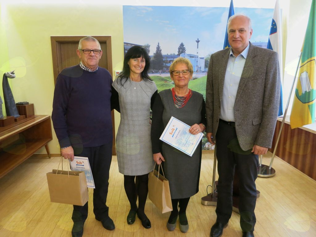 Program Svit z novima ambasadorjema na Celjskem