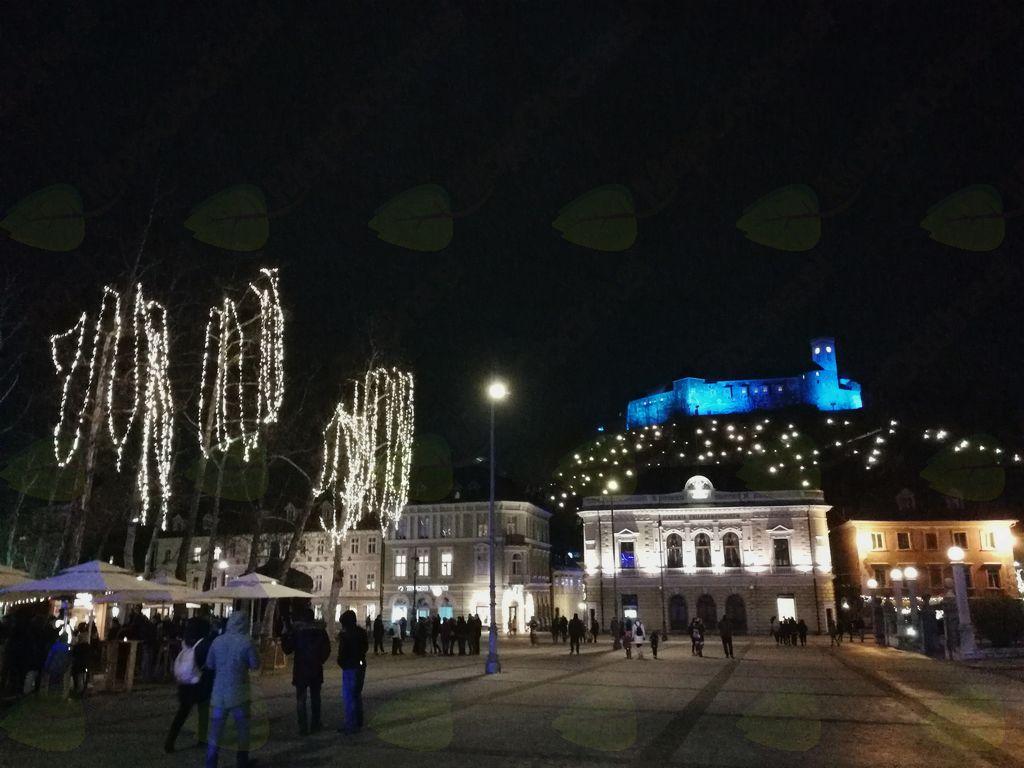Čarobna Ljubljana
