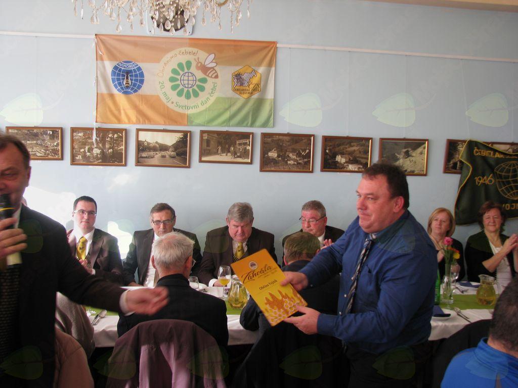 Občni zbor Čebelarskega društva Vojnik