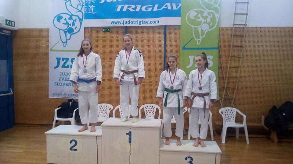 Prva kadetska medalja v U-18 na državnem prvenstvu