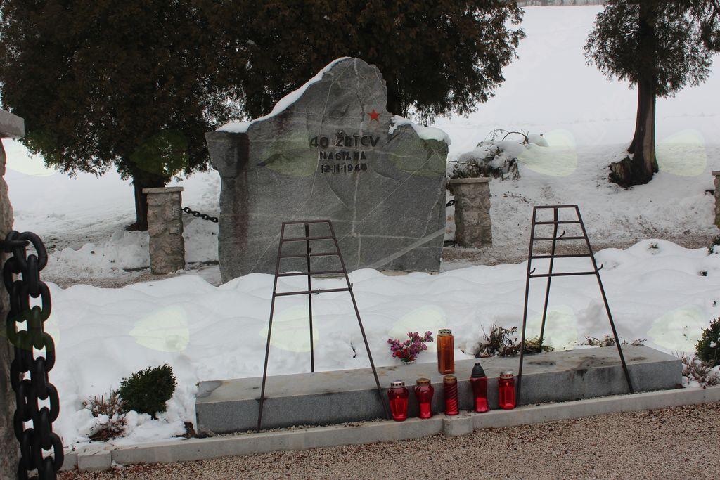 Spomenik 40 žrtvam