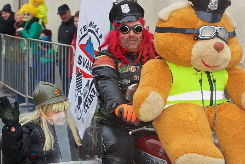 Policija karnevala