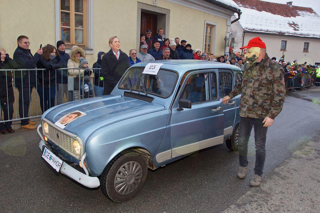 Zahvalni predsednik Borut Pahor