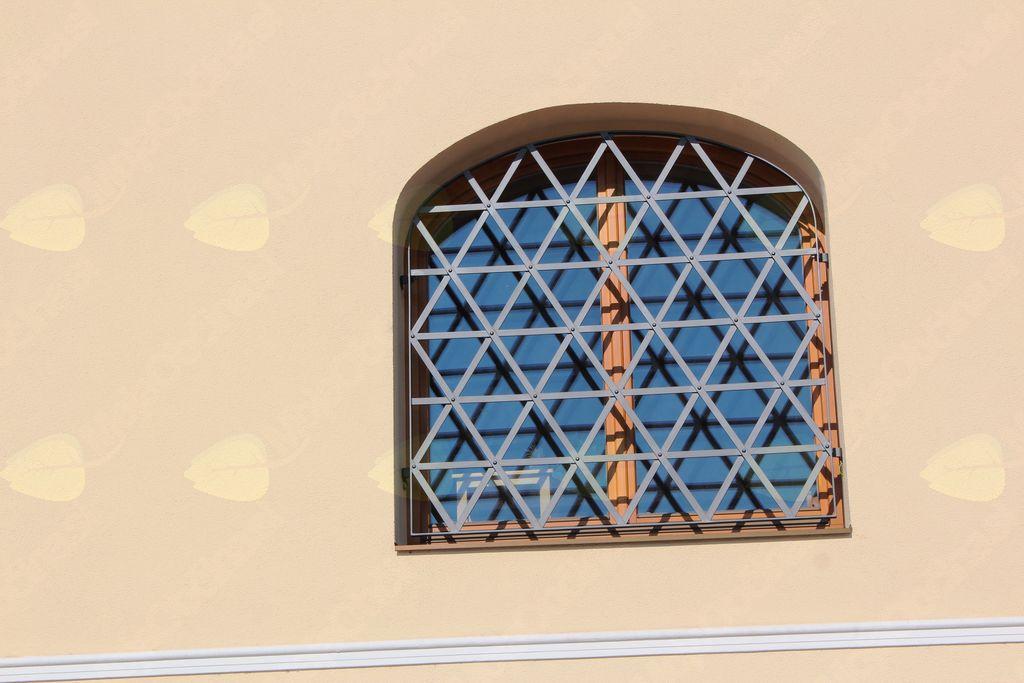 Kovinska zaščita oken