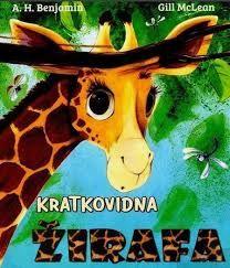 Pravljica Kratkovidna žirafa v Knjižnici Vojnik