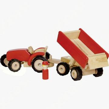 Tehnični pregled traktorjev v Socki