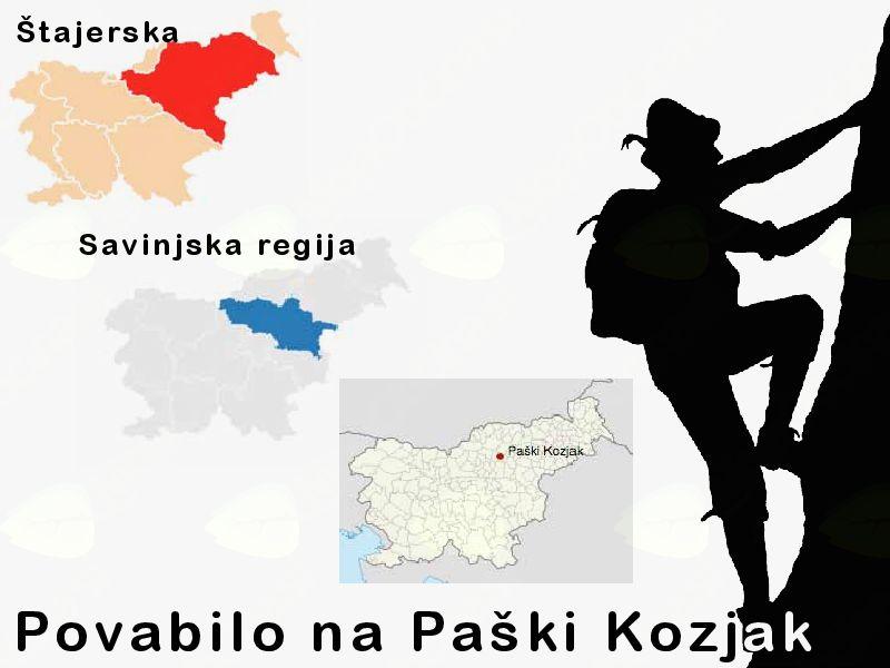 Povabilo na Paški Kozjak