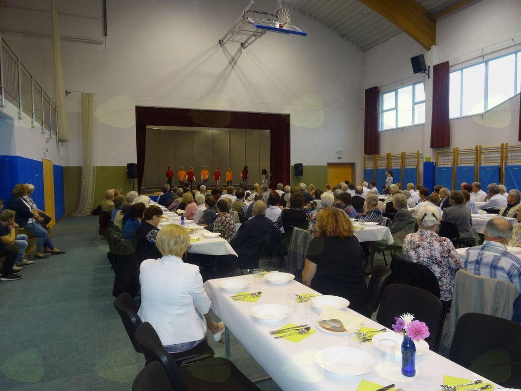 Utrinki iz srečanja starejših krajanov v Novi Cerkvi