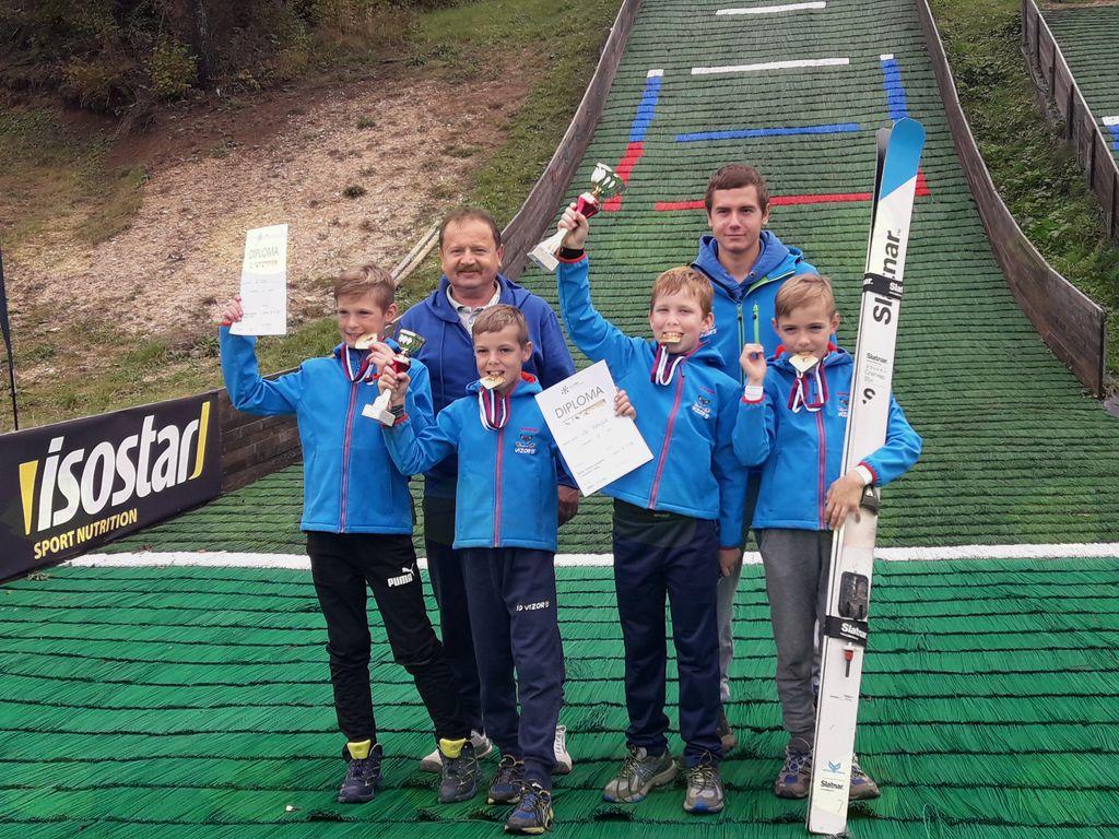 Ekipni državni prvaki (dečki do 11 let)