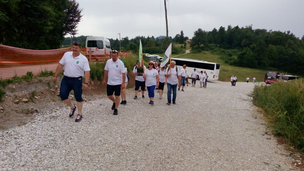 19. srečanje slovenskih Gradiščanov na Gradišču pri Škofljici