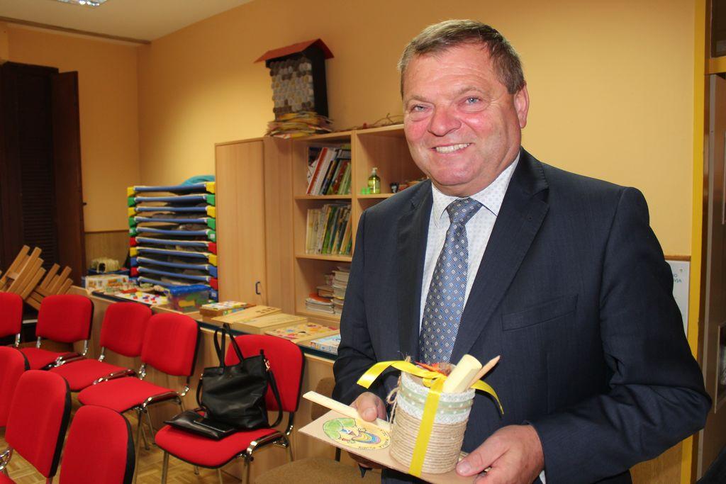 Dušan Horvat, predsednik Sveta KS Frankolovo