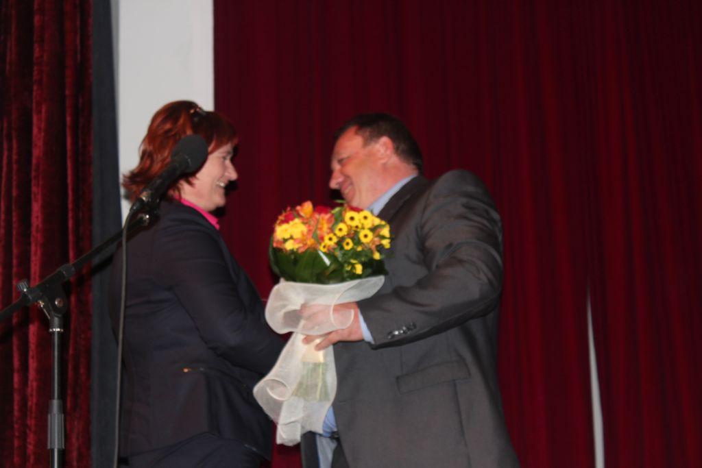 Marija Žerjav in Branko Petre