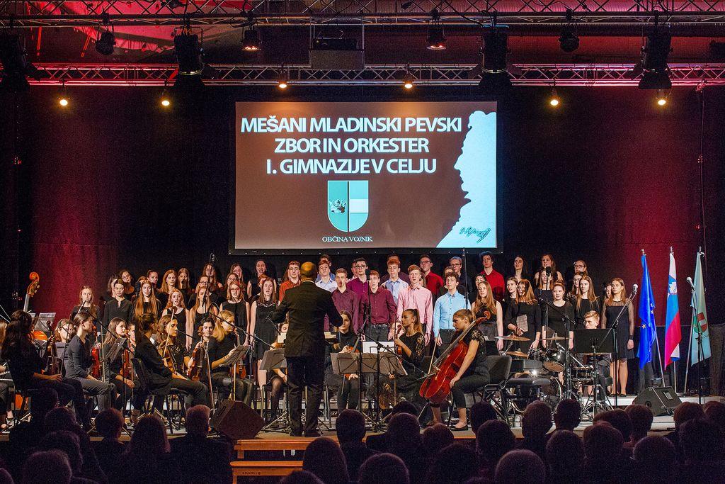 Fotogalerija: Iz prireditve v počastitev slovenskega kulturnega praznika