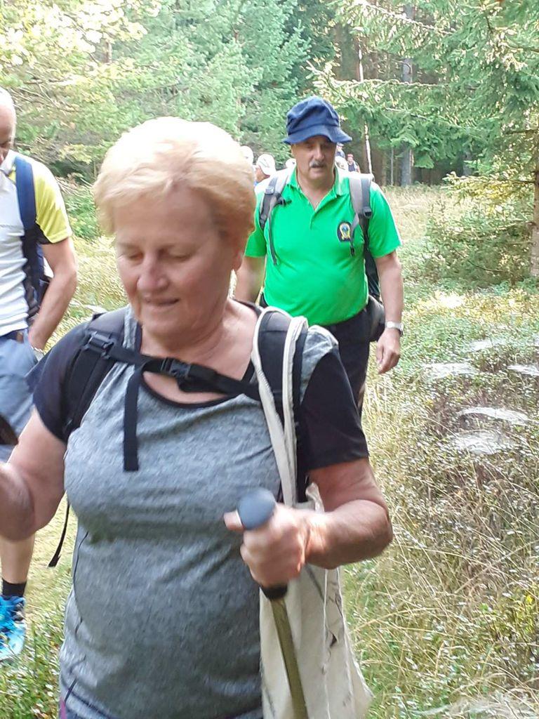 Bistriški jarek in Kozji vrh pri Košenjaku