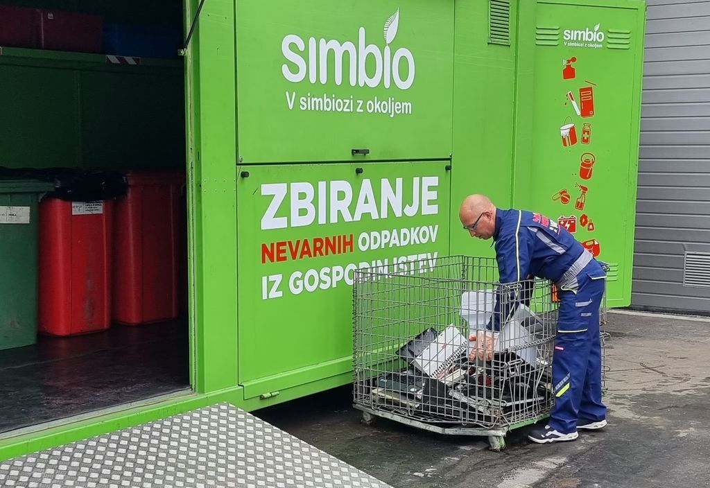 Pripravite nevarne odpadke! Začenja se akcija Nevarno na varno