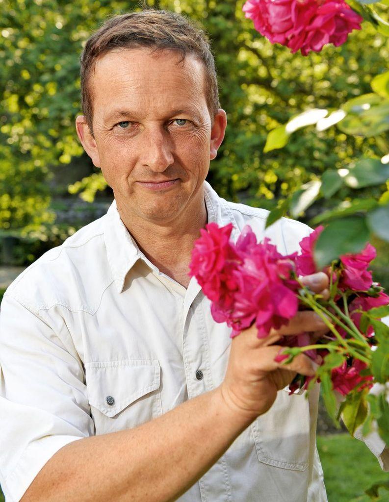 Predavanje na prostem: Vzgoja vrtnic