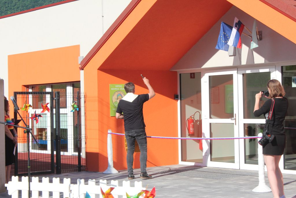 Foto utrinki: Slovesno odprtje Vrtca Mavrica Vojnik, enota Vrtec Frankolovo