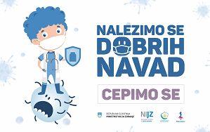 Še vedno: Prošnja občanom k odločitvi za cepljenje proti COVID-19