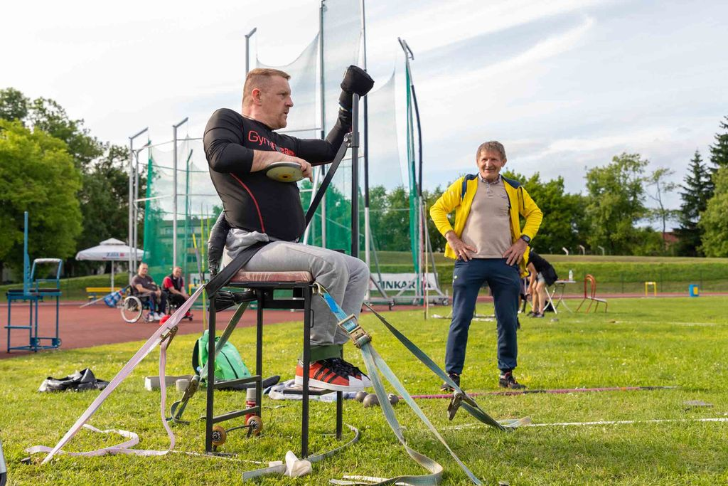 Henrik Plank - naš predstavnik na paraolimpijskih igrah