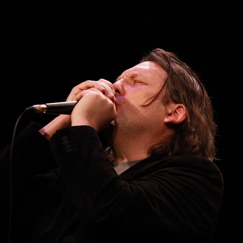 Sander Blues na mednarodnem Festivalu foto Marko Kapus