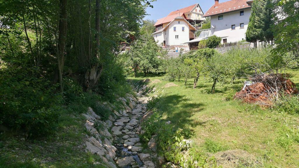 Otvoritev nove ceste v Graben
