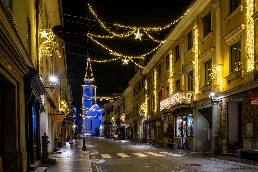 Glavna tržiška ulica (foto Špela Kurnik)