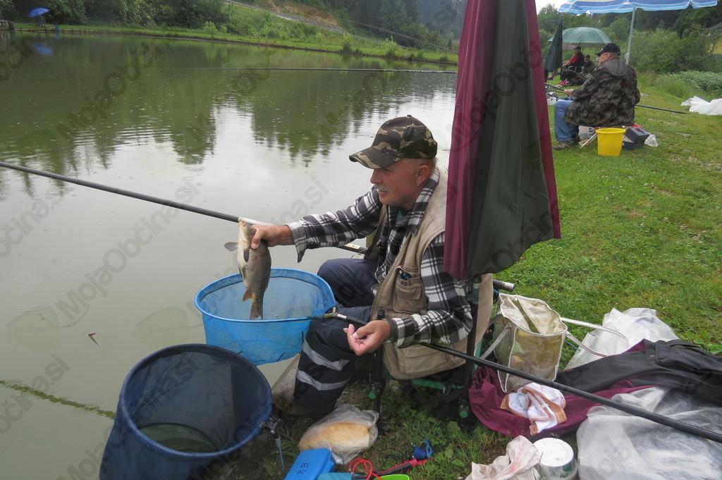 Lovljenje rib - Bojan Zdovc