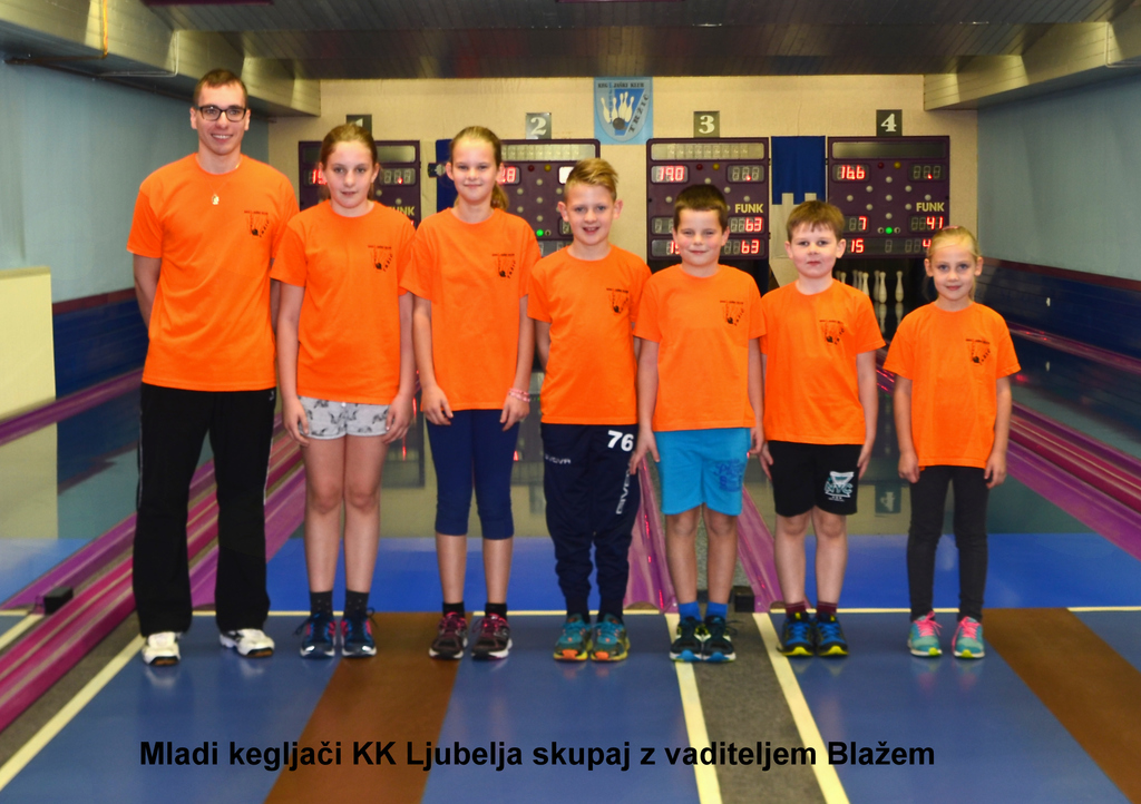 Najboljši slovenski kegljači igrali v Tržiču