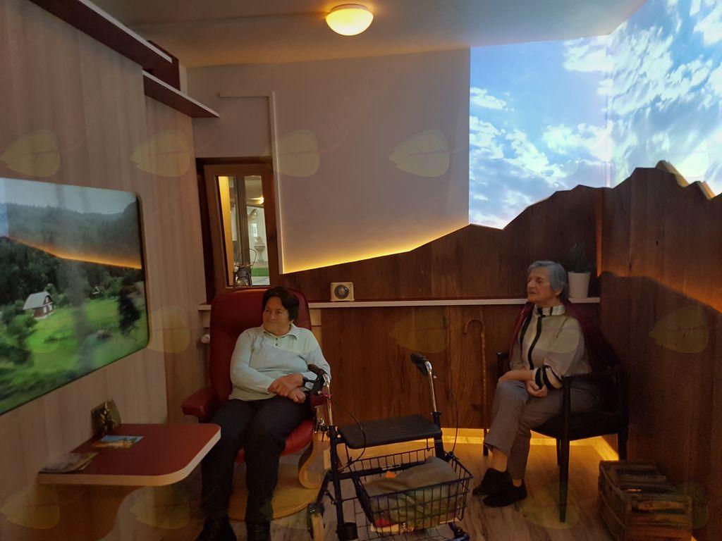 S socialno inovacijo Dom Petra Uzarja v Tržiču dosega višjo raven oskrbe