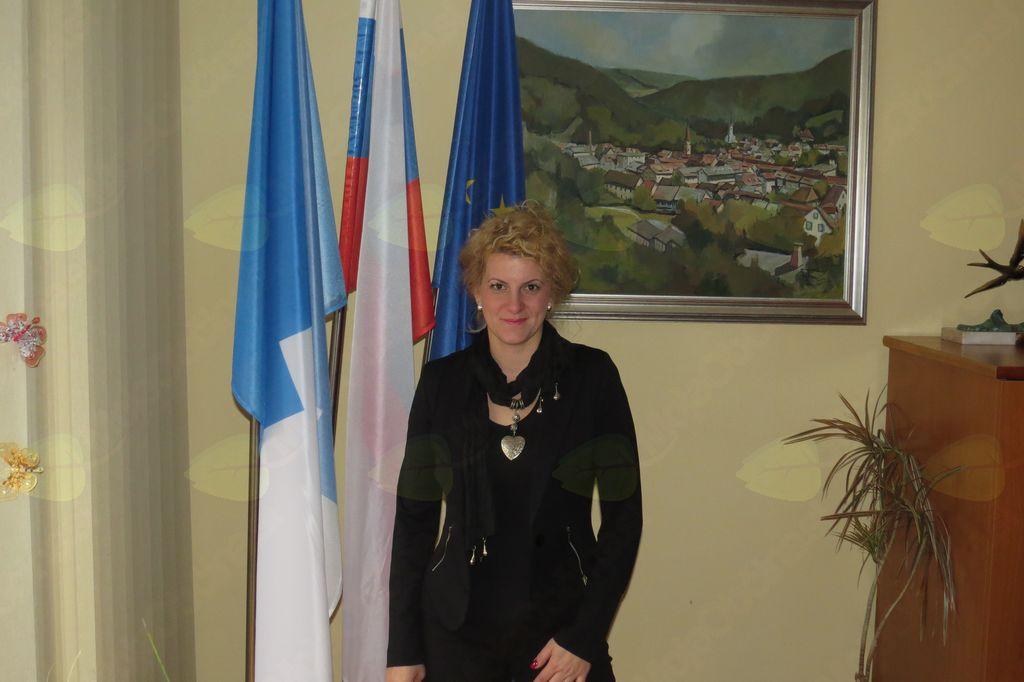 dr. Metka Knific Zaletelj, direktorica občinske uprave