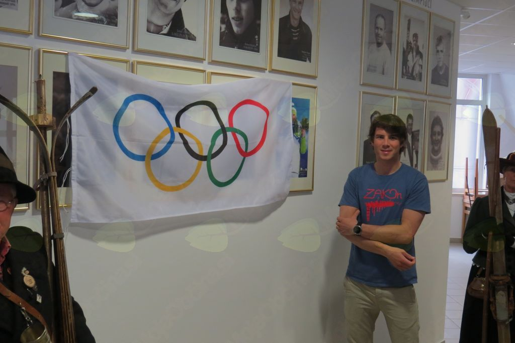 V občini z največ olimpijci nosimo olimpijske sanje