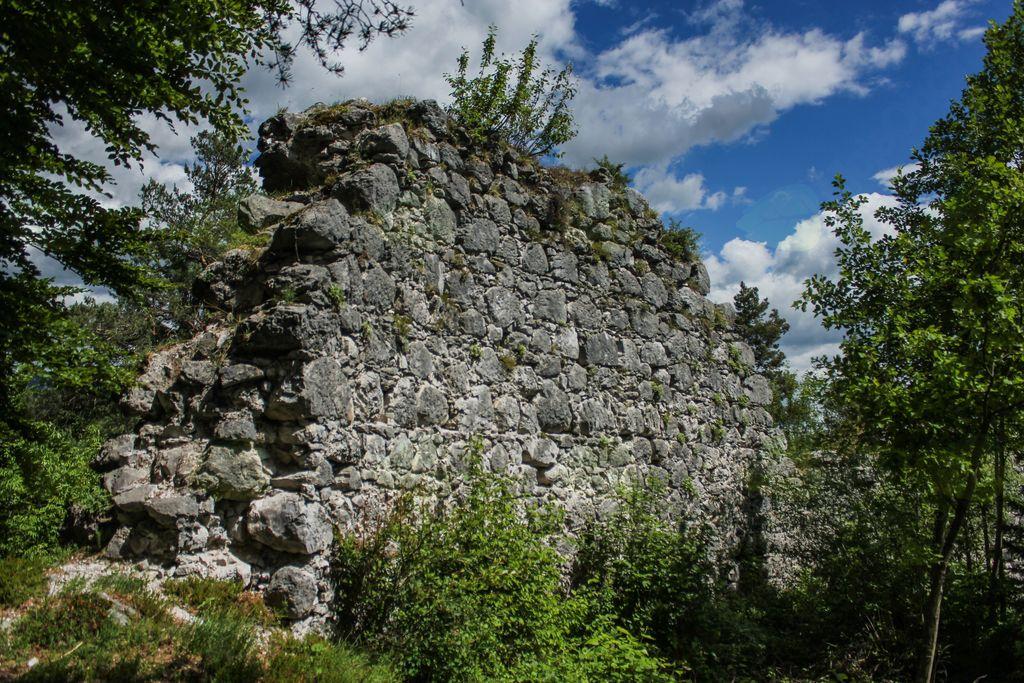 Razvaline gradu Alt Gutenberg