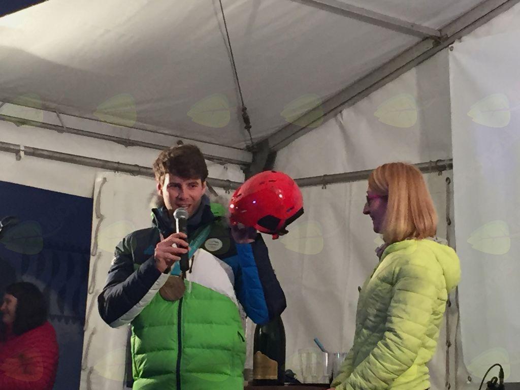 Kdor seje, ta ŽANje – sprejem bronastega olimpijca Žana Koširja v Tržiču