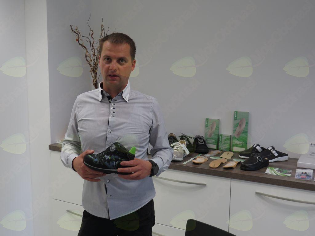 Minister Počivalšek obiskal uspešno tržiško podjetje MIGI in si ogledal traso nove kolesarske povezave Tržič – Naklo - Kranj