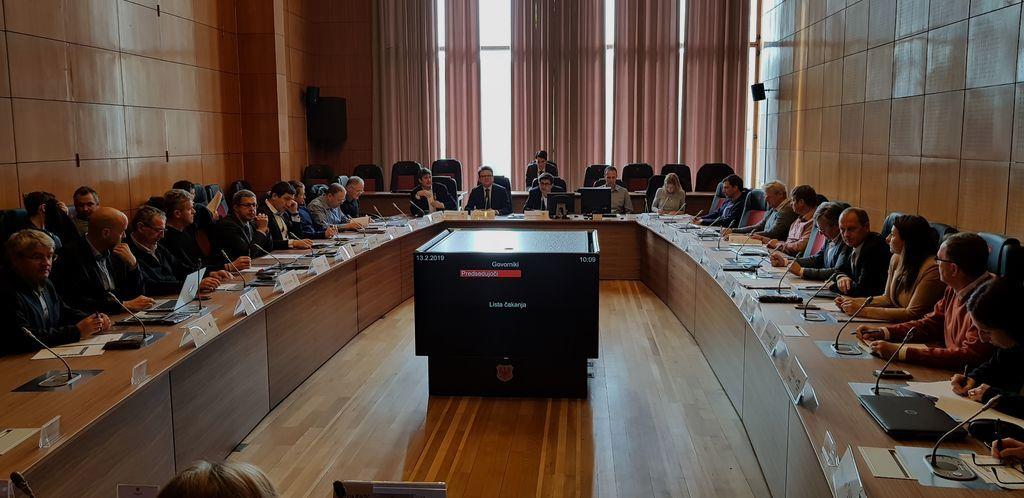 Sestal se je Svet gorenjske regije v novi sestavi