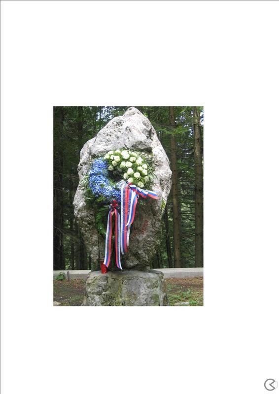 Slovesnosti ob obletnici prvih žrtev 2. svetovne vojne pod Storžičem letos ne bo