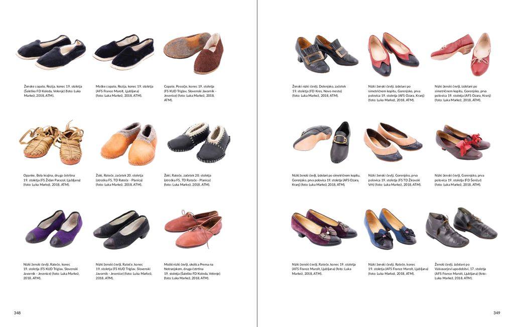 Izšla je prva slovenska monografija o obuvanju