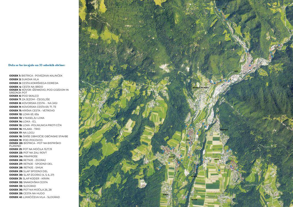 Podpisana pogodba za drugi največji projekt v zgodovini občine Tržič - Dograditev manjkajoče infrastrukture za odvajanje in čiščenje komunalne odpadne vode v aglomeraciji Tržič