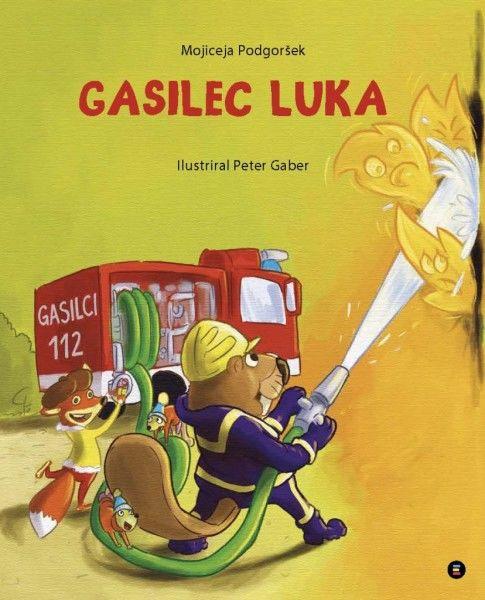 URA PRAVLJIC – Gasilec Luka in PGD Tržič