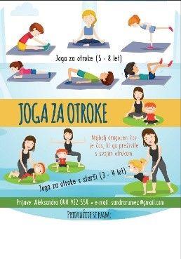 Ura pravljic – pravljična joga