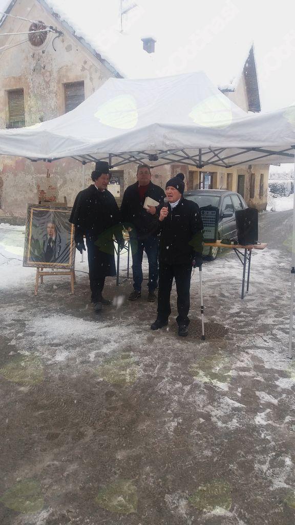 Recitacije med snežinkami