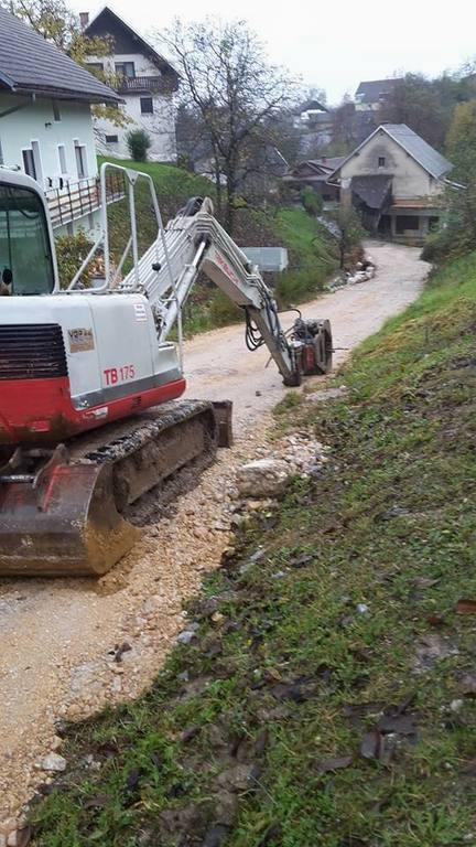 V Kovorju do boljše poplavne varnosti