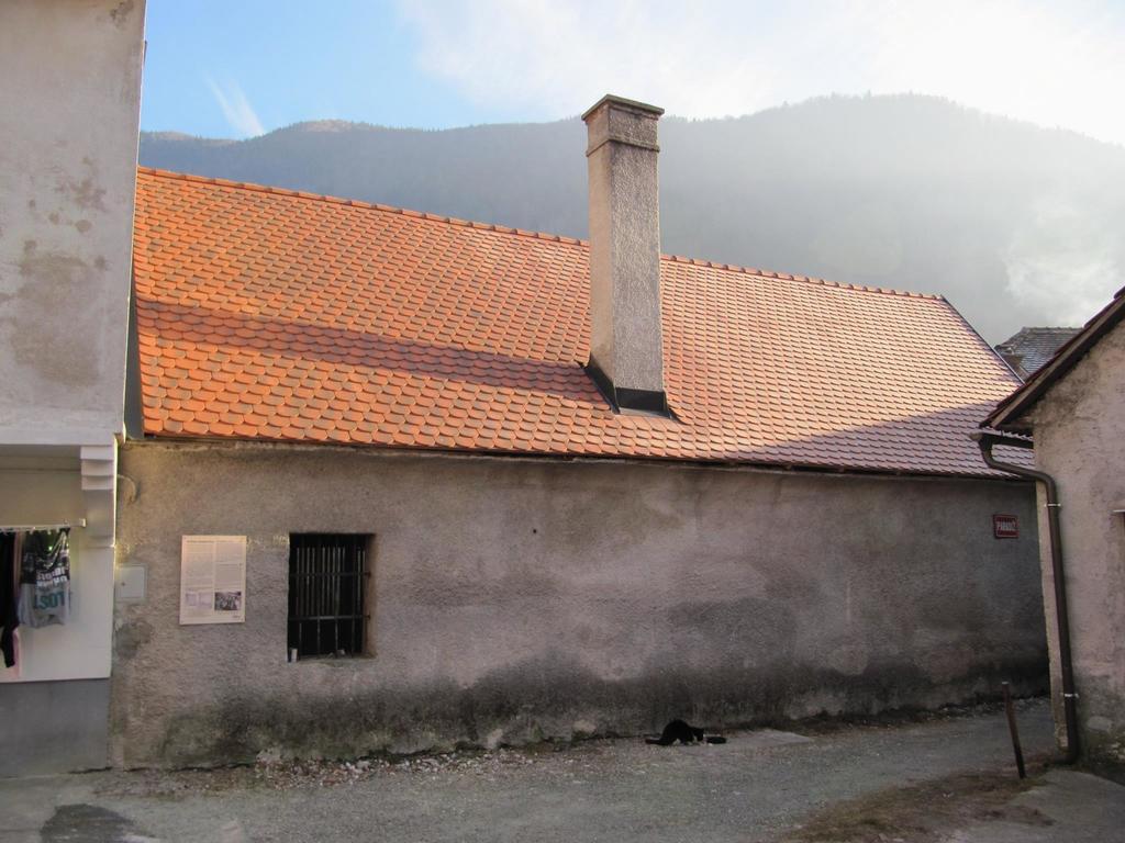 Germovka z novo streho