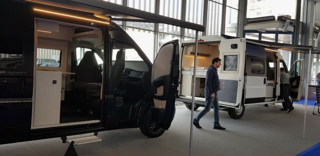 Slovenija je postala avtodomarjem prijazna dežela