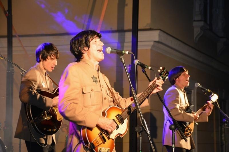 Help! A Beatles Tribute